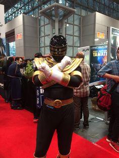 Gold Zeo Ranger
