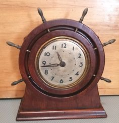 Vintage Seth Thomas 8 Day Clock made in USA. For Spares or Repair in the Mantel Clocks category was listed for on 18 Mar at by TomHarvey in Vereeniging Mantel Clocks, Vintage Clocks, 8 Days, Watches, Metal, How To Make, Stuff To Buy, Usa, Wristwatches