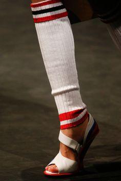 2f677fddda6 Prada Best Fashion Designers, Socks And Heels, Runway Shoes, Review  Fashion, Prada