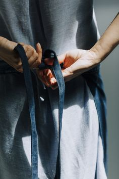We are happy to introduce new Yours Again product line – upcycled denim aprons for your home or working place. Made of remade denim, sprayed with an eco-fr