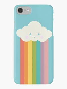 Proud rainbow cloud by EuGeniaArt