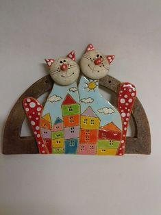 Advent Calendar, Christmas Ornaments, Holiday Decor, Wall, Home Decor, Cats, Animales, Decoration Home, Room Decor