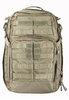 Tactical Medium Duty Olive Drab Backpack
