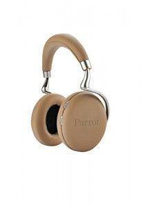 #Parrot #Zik 2.0 #Casque audio Bluetooth by Philippe #Starck – Marron #Zik2