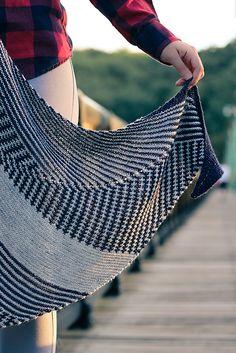 Ravelry: Refracted pattern by Jennifer Dassau