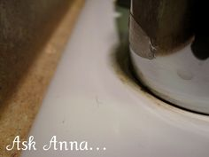 How to Get Rid of Hard Water Buildup - Ask Anna
