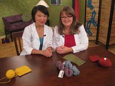 Yarn Spotlight on Bulky Yarns without Loft, from Knitting Daily TV Episode 1013 - Media - Knitting Daily