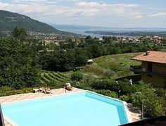 La Bella Vista sul Lago! Apartment to Rent near Salo, Lake Garda www.holidayhomesinitaly.co.uk
