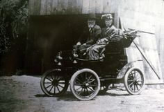 Willet's Horseless Carriage