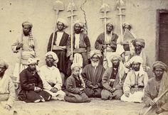 John Burke, Landholders and Laborers, Kabul, 1879