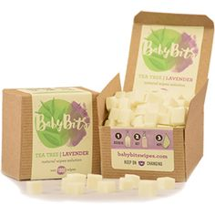 Baby Bits wipes solution is an Earth-friendly alternative to disposable wipes. With JUST one box of Baby Bits, you can make enough solution to wet wipes! Spray Baby Bits wipes solution on a clean, dry cloth and wipe. Cubes, Bit Box, Best Cloth Diapers, Wipe Warmer, Plant Fibres, Birthday Gifts For Kids, Wet Wipe, Baby Skin, Baby Care