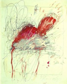 uncoolgallery:Cy Twombly |