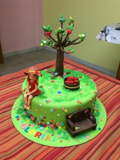 #country #cake