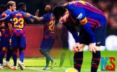 NegaraSport.com – Jakarta, Barca gagal lolos ke pertandingan selanjutnya. Kegagalan Barcelona mempertahankan kemenangan membuat mereka jadi tim paling sering kehilangan poin di lima menit terakhir pada laga La Liga Spanyol. Sports, Hs Sports, Sport, Exercise