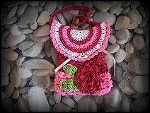 Detské tašky - Háčkované kabelky - 2868902