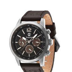 Timberland Men's wristwatch CA Moda Timberland, Timberland Style, Timberland Watches, Timberland Fashion, Timberlands, Expensive Watches, Beautiful Watches, Watch Brands, Stainless Steel Case