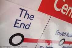 'The End': The last stop on the Central Line has been given a more appropriate title