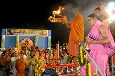Samudra Arati Function of Gobardhan Pitha PURIWAVES
