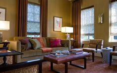 Kaufman Segal Design | Chicago Interior Design Firm - Streeterville Residence