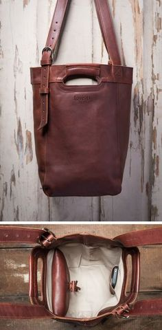 Well, I love this bag, inside and out. Seriously... the interior! The Bucket Bag by Love 41.