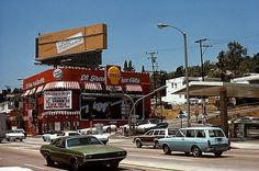 Los Angeles in the 60s.