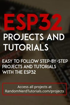 Projects, Tutorials and Guides with Arduino IDE Esp8266 Projects, Iot Projects, Robotics Projects, Computer Projects, Electronics Projects, Cool Raspberry Pi Projects, Esp8266 Arduino, Arduino Board, Nerd