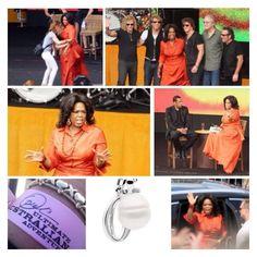 Oprah at the Opera House! Oprah, Good Times, Opera House, Ruffle Blouse, Tops, Women, Fashion, Moda, Fashion Styles