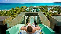 Get ready for a thrill! 3…2…1… - Atlantis Paradise Island Aquaventure Water Park http://www.atlantis.com/thingstodo/waterpark.aspx