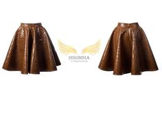 Polish designer skirt www.insomnia-fashion.pl