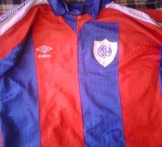 San Lorenzo Home football shirt 1985 - 1989