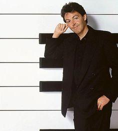 Sir Paul McCartney.
