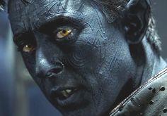 N°11 - Alan Cumming as Kurt Wagner / Nightcrawler - X-Men 2 United by Bryan Singer - 2003