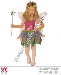 Disfraz de Hada del Arcoiris para niñas. #Disfraces #Carnaval www.casadeldisfraz.com Princesas Disney, Holidays And Events, Princess Zelda, Fictional Characters, Art, Fairies, Patrones, Accessories, Bebe