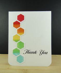 Paper Addiction: PTI Happy Hexagons