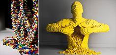 Art of the Brick – Η μεγαλύτερη έκθεση τέχνης με έργα φτιαγμένα απο…LEGO – Nathan Sawaya Lego, Art, Art Background, Kunst, Performing Arts, Legos, Art Education Resources, Artworks