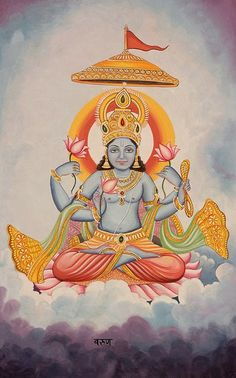 HiNDU GOD: lord varuna god of water