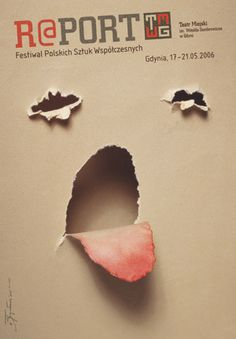 Chicago International Poster Biennial — Tomasz Boguslawski | Finalists | 2008