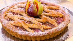 Πάστα Φλώρα - Τάρτα με μαρμελάδα. ΠΑΝΕΥΚΟΛΟ - YouTube Onion Rings, Apple Pie, Sweet Recipes, Cooking Recipes, Favorite Recipes, Bread, Flora, Cake, Ethnic Recipes