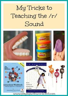 Tricks to Teaching the /r/ Sound (from a pediatric speech pathologist)