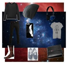 """Antisocial Guys"" by insomnusnox14 on Polyvore"