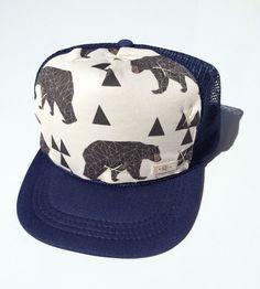 Toddler Dewey the Bear Hat by HarperLoveLittles on Etsy