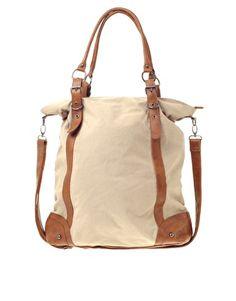 ASOS Urban Academy Canvas Bag