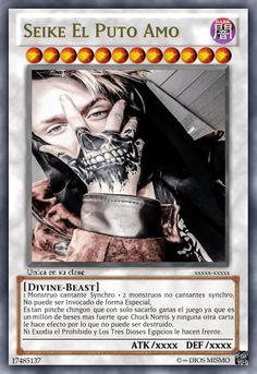 Yu-Gi-Oh tarjeta
