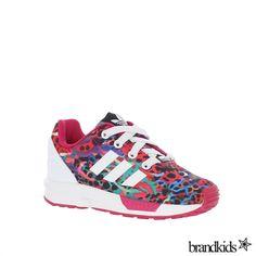 adidas Sneaker ZX Flux Print mehrfarbig - Mädchen Sneaker & Sportschuhe €45,00