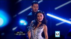 Dancing with the Stars 19 - Janel Parrish & Val | LIVE 9-15-14 LOVE THIS DANCE