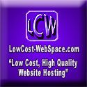 Low-Cost Affordable Web-Space Hosting--Honest and Reliable   aka Bill Brown (BJ)