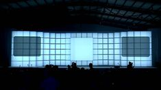 3D object mapping on stage using as opening gambit. Interested party pls contact ben@amazed.com.my or +60123035393