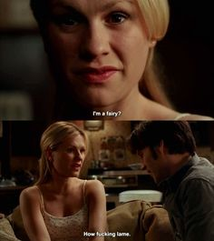 Sookie and Bill ~ True Blood
