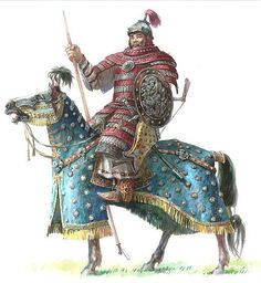 i'll try to improve activity on this forum by posting some pics, actually i have a lot of such pics but it will take time to upload them all...  I will begin with ancient warriors.  Scythians: