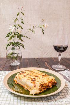 "Objetivo culinario: Canelones ""casi"" a la boloñesa"